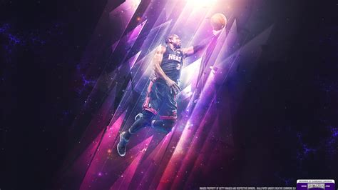 nba finals wallpaper dwyane wade posterizes nba