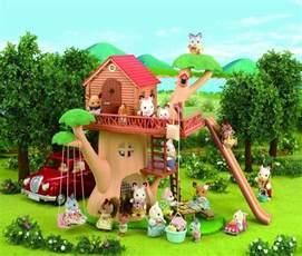 Nursery Furniture Bundle by Buy Sylvanian Families Children S Tree House