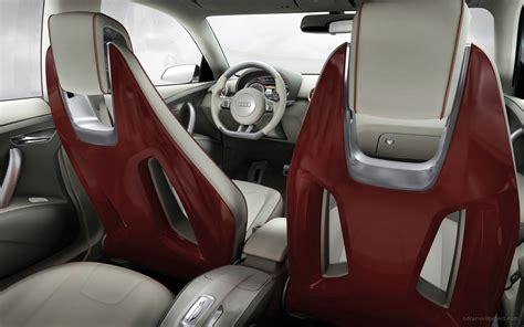 Audi A1 Sportback Concept Interior Wallpaper Hd Car