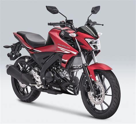 Modigilasi Motor Neww Vixion Merah by Giias 2018 Yamaha Segarkan Vixion Dan Vixion R Ini