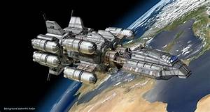 Concept Art Sci-Fi Space Station (page 4) - Pics about space
