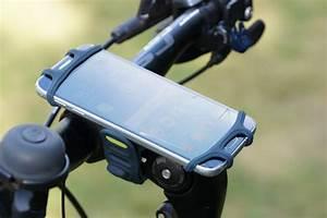 Fahrrad Satteltaschen Test : bike tie pro handyhalterung bone im test ~ Kayakingforconservation.com Haus und Dekorationen