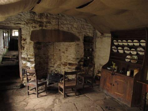 historic stone cottage photo