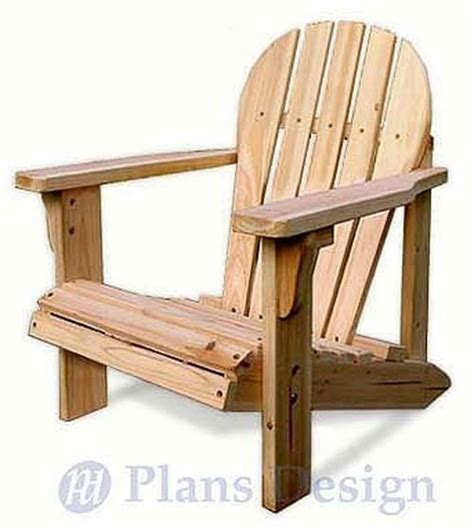 child adirondack chair  pattern trace  cut woodworking plans odf ebay