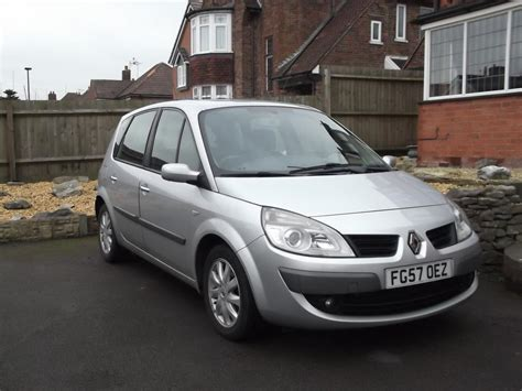 renault scenic   technical specifications