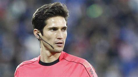 Atletico Madrid vs Barcelona: Munuera Montero to referee ...
