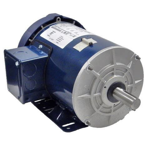 Electric Motor Dealers by Marathon Electric E824 1 Hp 1800 Rpm 200 Volts Tefc