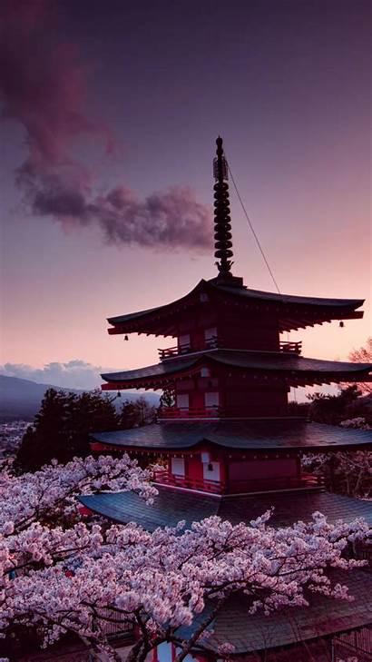 Japan Iphone Japanese 8k Fuji Mount Wallpapers