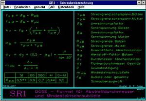 Schraubenverbindung Berechnen : hexagon infobrief 41 ~ Themetempest.com Abrechnung