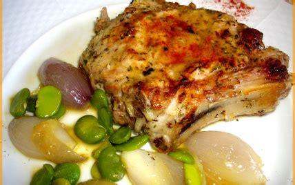 cuisiner cote de veau recette côtes de veau grillée au thym 750g