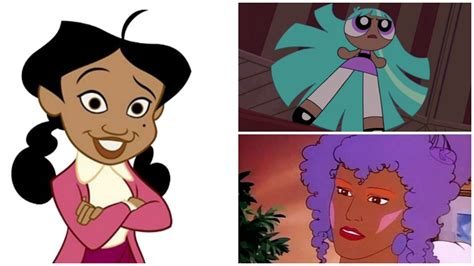 #fbf Who's Your Favorite Black Cartoon Character Of All
