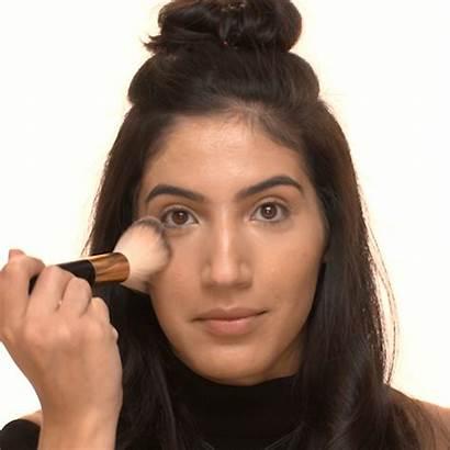 Makeup Tutorial Colour Step Face Hard Under