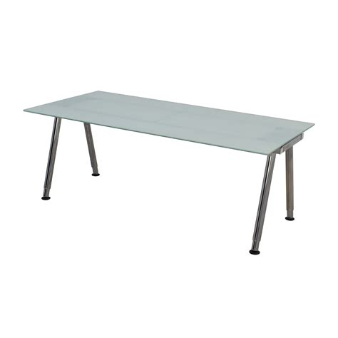 ikea table bureau galant office desk computer desk for stationary