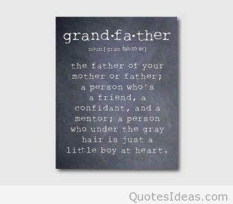 happy birthday grandfather quotes