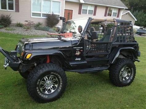 jeep sahara black 2 door purchase used 2000 jeep wrangler sahara sport utility 2