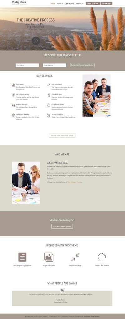 Free Divi Child Themes Free Divi Child Themes For Divi By Themes