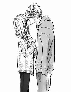 Dessin Couple Mariage Noir Et Blanc : th me 2 couples en noir et blanc blog de picture of mangas ~ Melissatoandfro.com Idées de Décoration