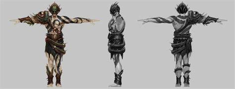 God Of War Ascension Concept Art Concept Art World