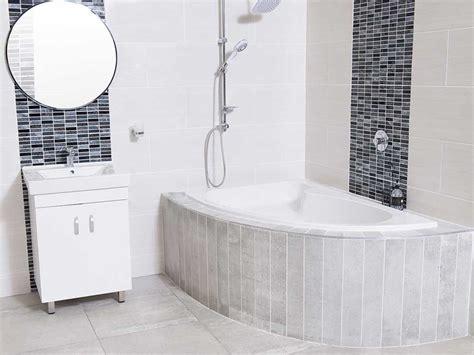 white salina left hand bath ctm neutral  natural