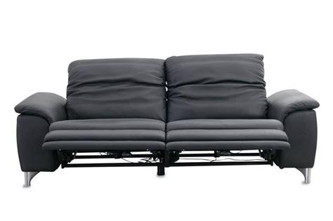 canapé ergonomique canapé 2 places suprêmerelax électrique ergonomique en cuir