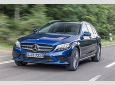 New Mercedes CClass Estate facelift 2018 review Auto