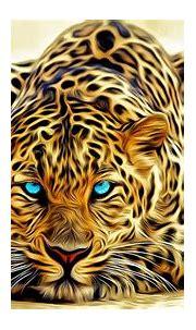 Leopard_art_abstract_3d-wallpaper hd-3840x2400 ...