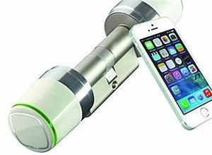 Elektronische Türschlösser Test : iseo libra smart elektronischer schlie zylinder mit app bedienung elektronisches t rschloss ~ Eleganceandgraceweddings.com Haus und Dekorationen
