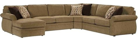 broyhill veronica sectional sofa broyhill veronica sectional with laf chaise 6170 2q