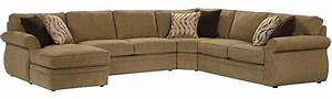 Broyhill veronica sectional with laf chaise 6170 2q for Broyhill sectional sofa with chaise