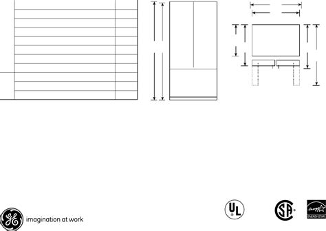 ge refrigerator pfssmjyss user guide manualsonlinecom
