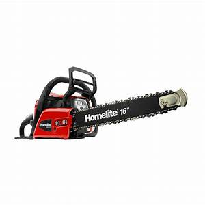 Homelite Reconditioned 16 In  42cc Gas Chainsaw
