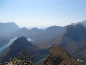 South Africa Blyde River Canyon