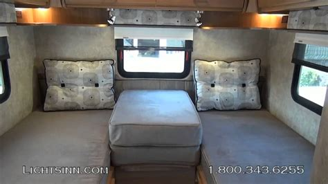 Class C Motorhome With Bunk Beds by New 2012 Winnebago Access 31j Class C Bunk House Motorhome