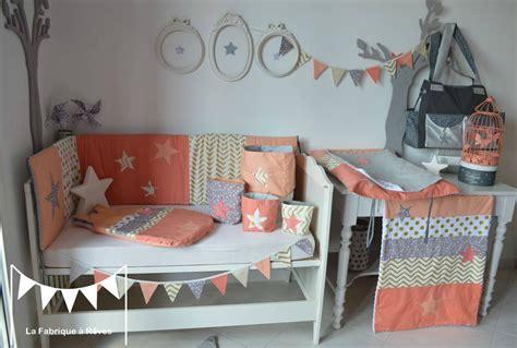 chambre sauthon abricot décoration chambre bébé corail doré abricot gris saumon