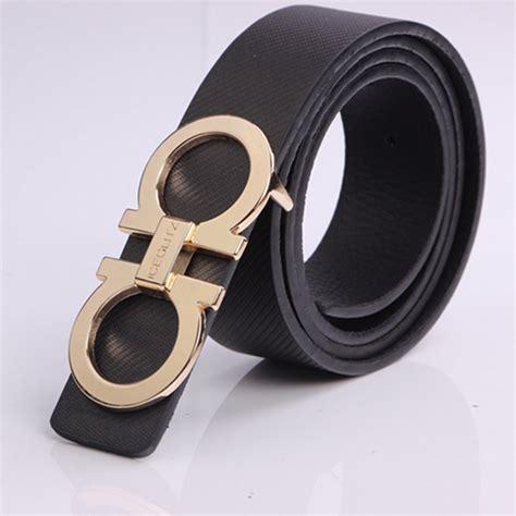 designer mens belts 2015 new best quality class pu leather mens black
