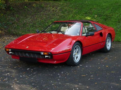 308 Gts Quattrovalvole by 308 Gts Quattrovalvole 1985 En Vente Classic