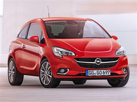 Opel Corsa by Opel Corsa 3p 2014 Datos Y Precios Autobild Es