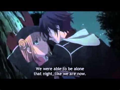 amnesia anime shin and heroine kiss shin x heroine amnesia if everyone cared amv youtube