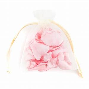 Coloured Rose Petals Real Flower Confetti Company