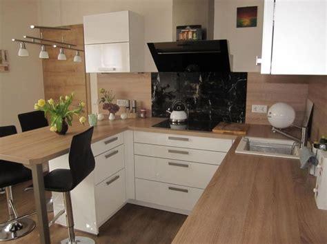 Kleine Küche Zum Wohlfühlen  Fertiggestellte Küchen