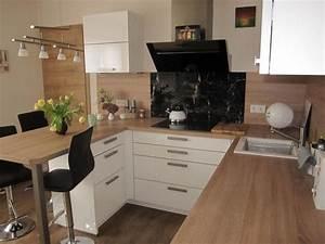 Tisch Für Kleine Küche : kleine k che zum wohlf hlen fertiggestellte k chen bauformat cube 130 fertiggestellte ~ Bigdaddyawards.com Haus und Dekorationen