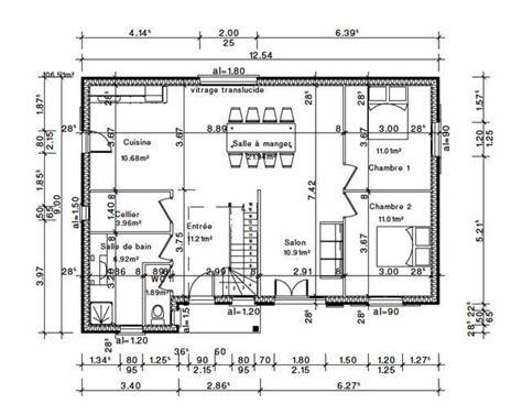 plan chambre dressing salle de bain plan d 39 habitation modèle val d 39 oise