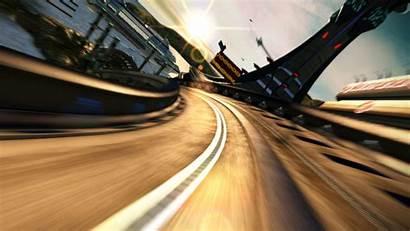 Wipeout Wallpapers Racing Road Racetrack Desktop Games