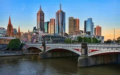 Melbourne Australia Wallpapers Desktop Backgrounds Perth Background