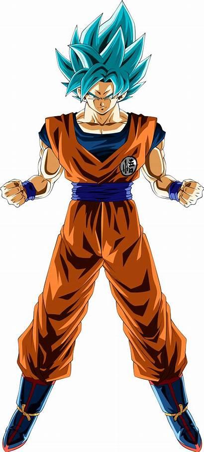 Goku Saiyan Ssj Transparent God Priest Roblox
