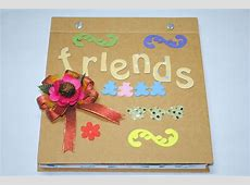 How to Create a Great Scrapbook with Friends for Girls