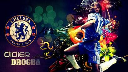 Chelsea Fc Wallpapers Drogba Didier Football 1080p