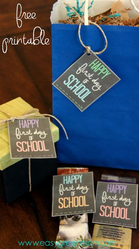 happy  day  school note  printable  rays  bliss