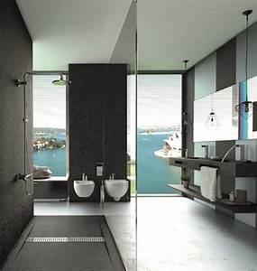 panneaux muraux pour votre salle de bain espaces de douche With salle de bain design avec panneaux muraux décoratifs pour salle de bain