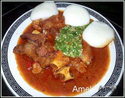 recette cuisine malienne sauce ragoût de viande recettes africaines